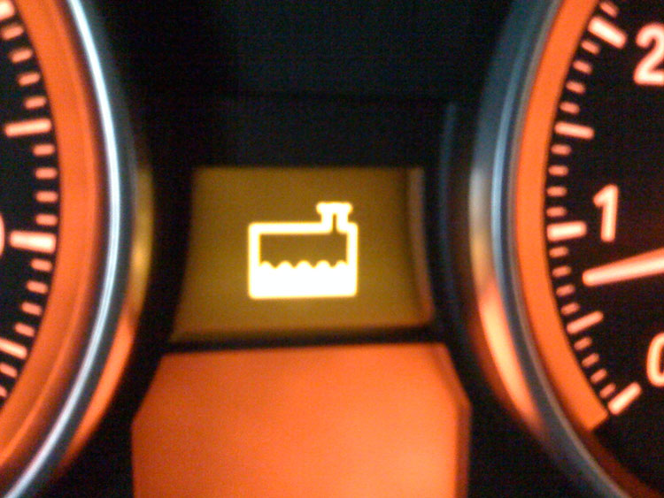 What does this warning light mean