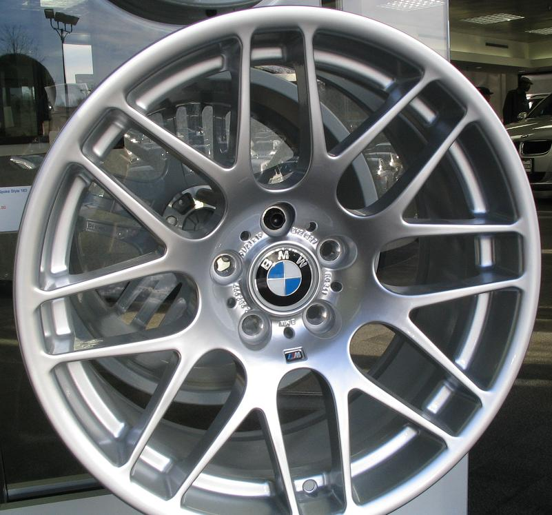 WTB:OEM E46 M3 Competition/CSL Wheels Or