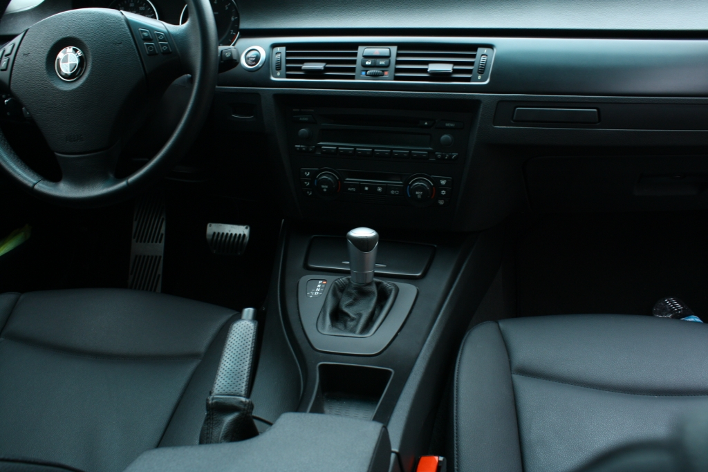feeler matte black interior trim e90 non idrive