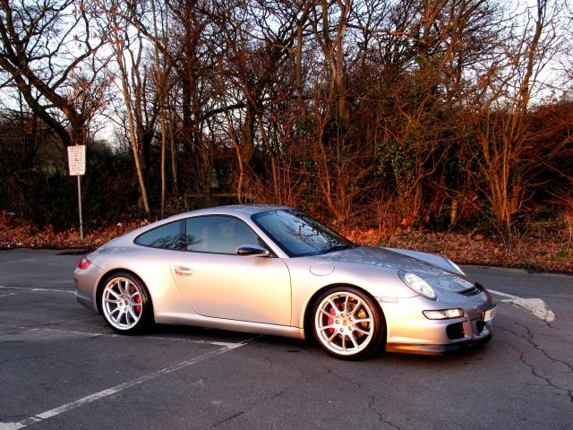 Porsche 997 C2s Gt3 Conversion