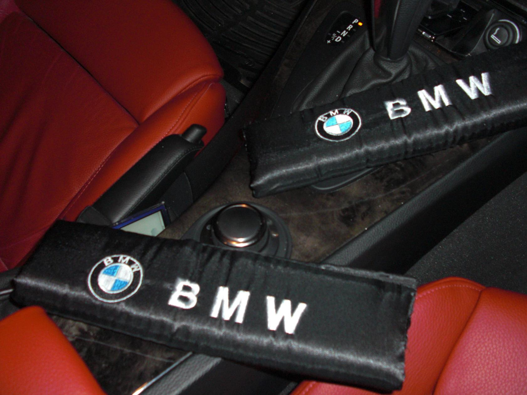Fs Custom Bmw Seat Belt Pads