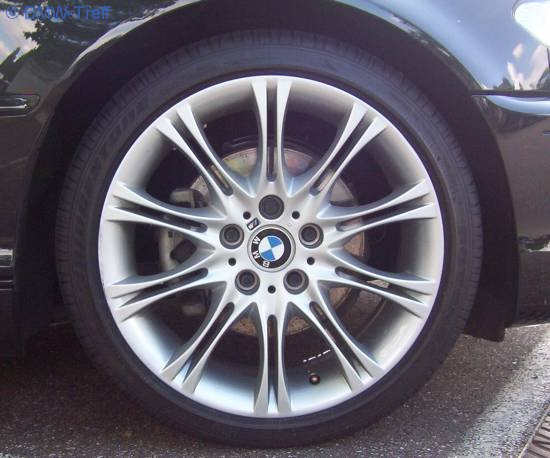 Bmw E46 18 Style 135 135m Zhp Rims Wheels