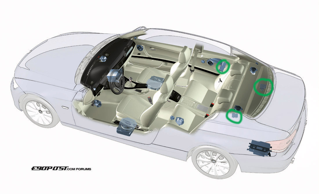 e92 coupe cutaways dimensions speakers locations tech drawings e92 coupe cutaways dimensions speakers locations tech drawings diagram