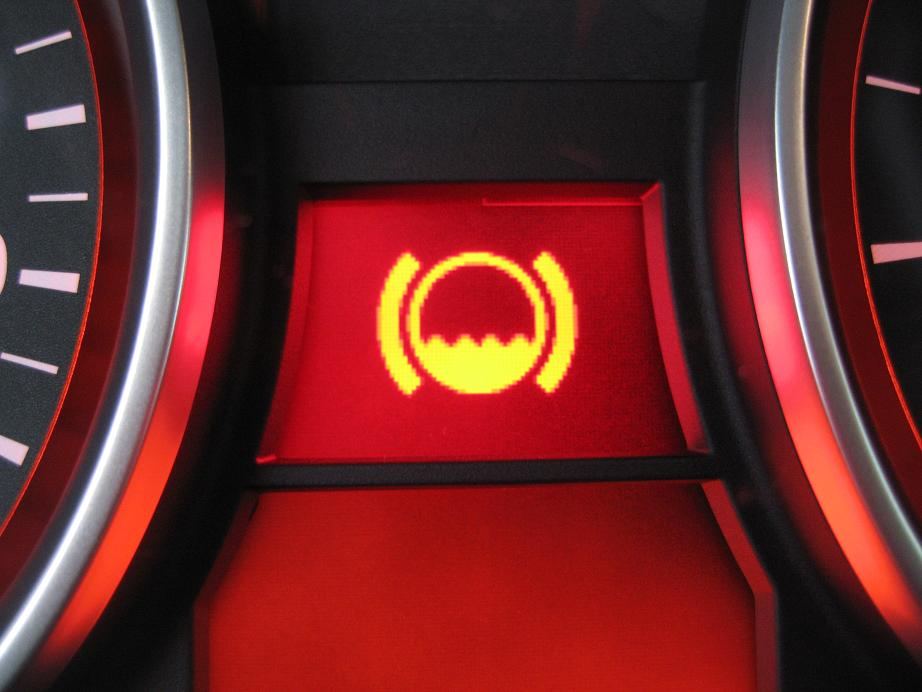 Dashboard Symbols That Are Obscure For No Reason - Car sign on dashboard