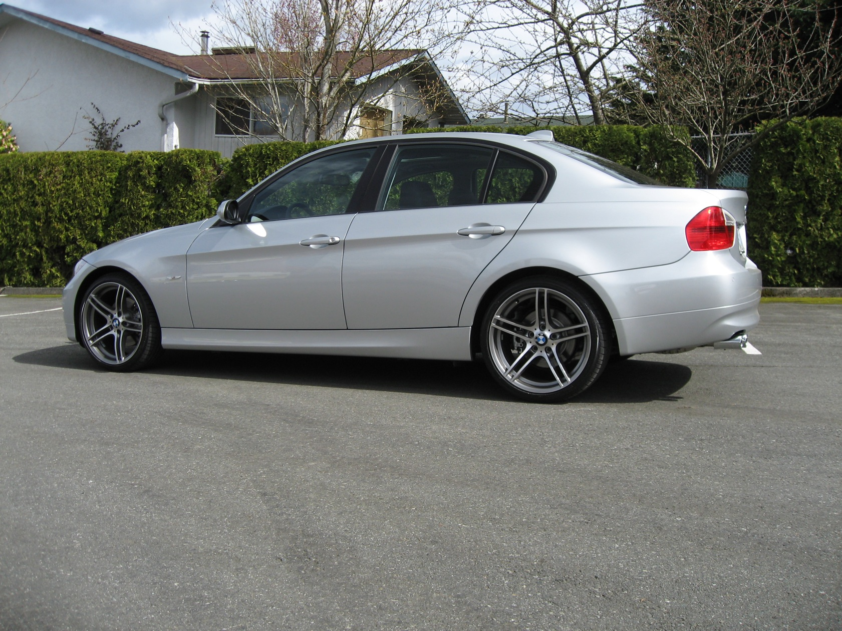 Bmw Performance 313 Wheels Color