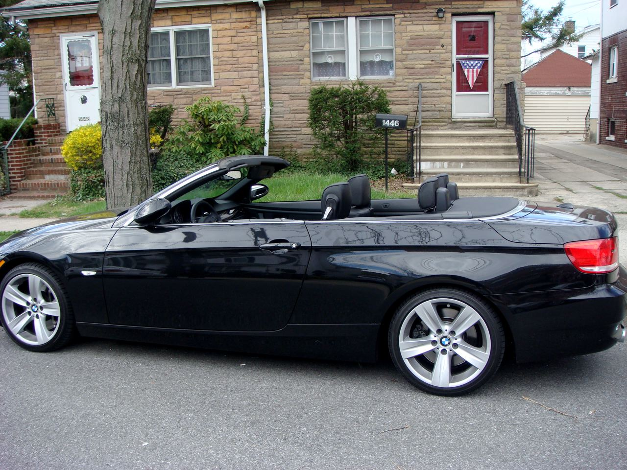 FS 2008 BMW 335i Convertible E93 Fully Loaded 50950