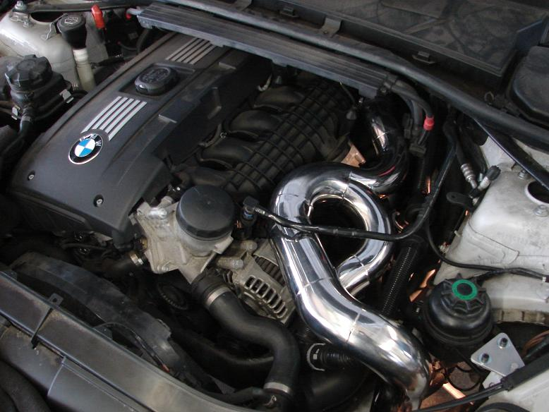Cold Air Intake For E92 335i