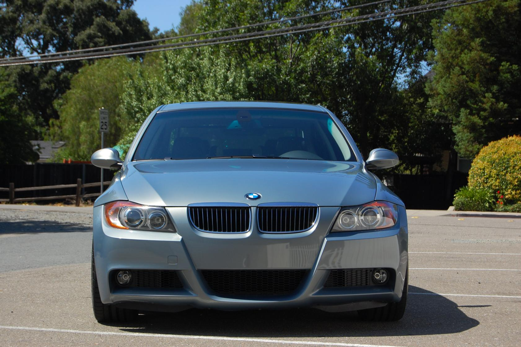 Front And Rear Bumpers For E90