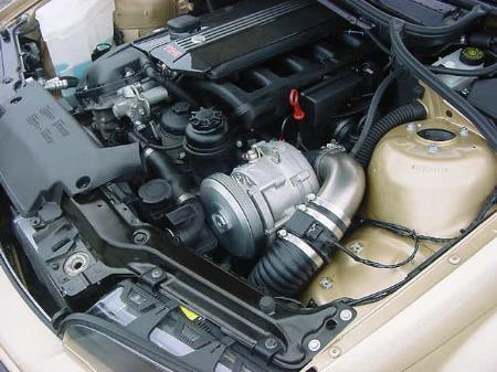 E90 Bolt On Superchargers
