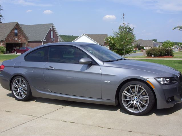 New Tint On My Space Grey E92