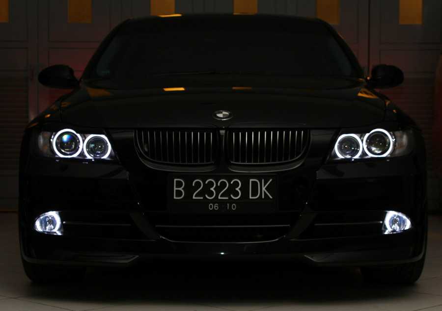 Angel Eyes For Fog Lamps
