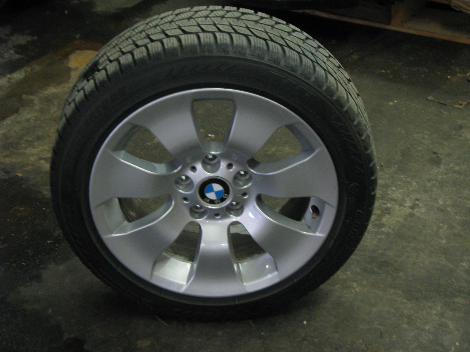 fs type 158 wheels w bridgestone blizzak lm 25 rft. Black Bedroom Furniture Sets. Home Design Ideas