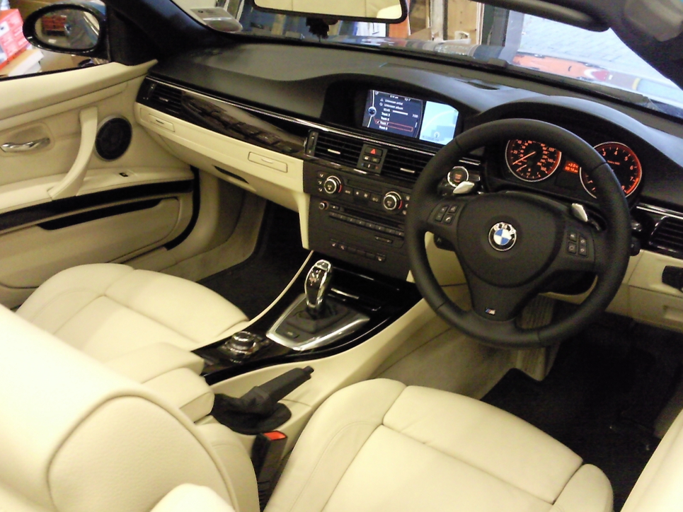 Who Hates Their Beige Cream Interior