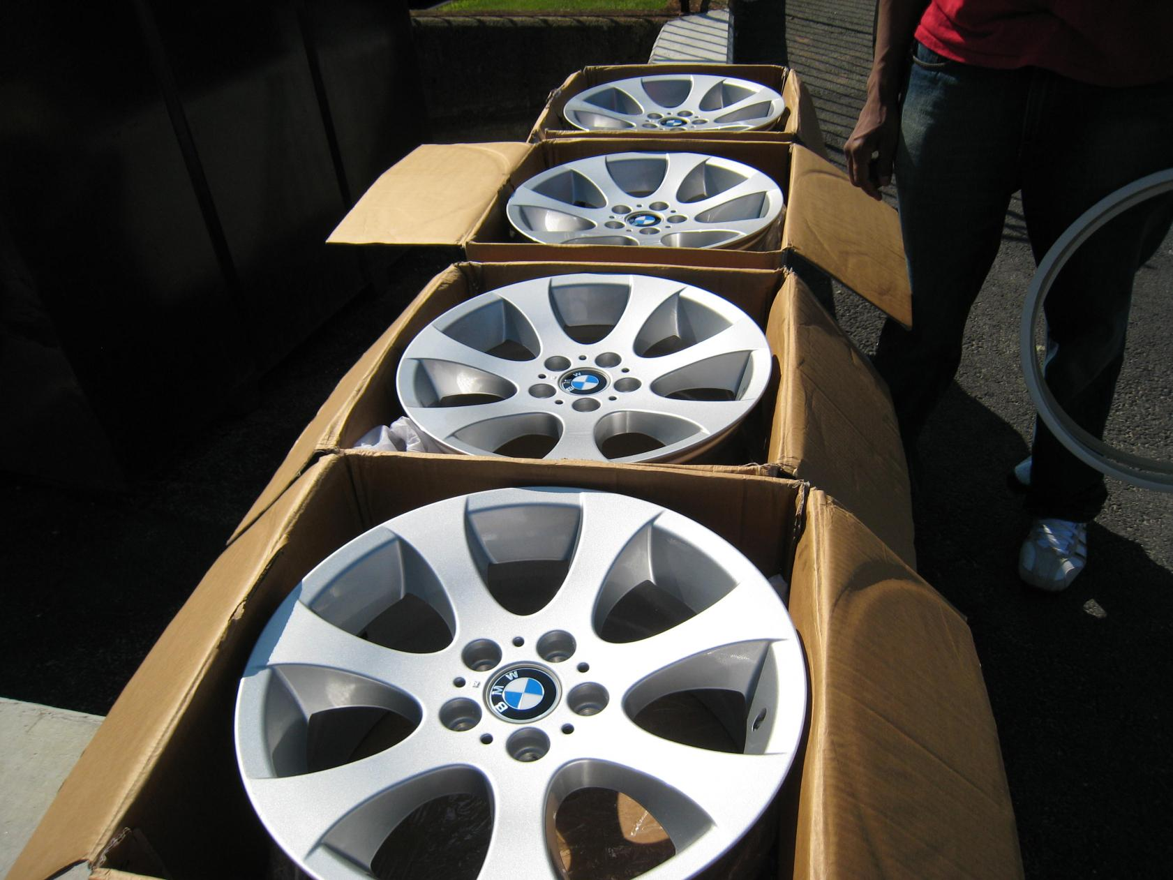 18 Quot Bmw Factory Wheels Style 162 For Sale Brand New