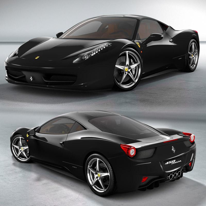Ultimo Modelo De Ferrari(muy bueno)Ferrari 458(ver fotos)