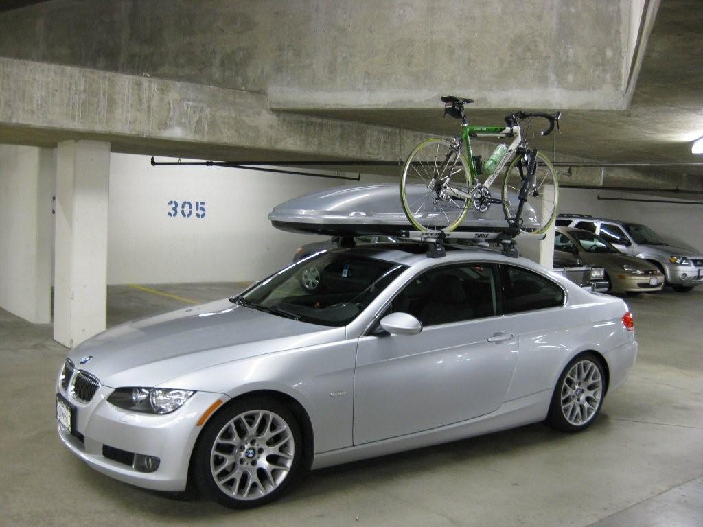 Bmw Oem Bike Rack Base System Question