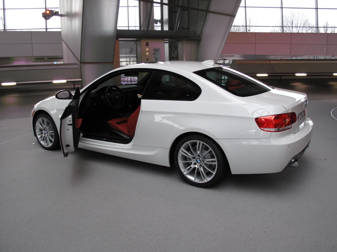 How common is the M Sport package on a 328i?