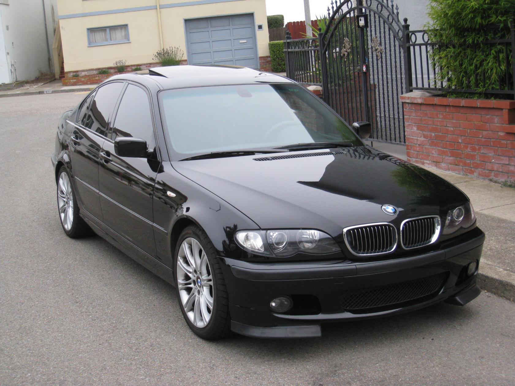 FS: 2005 BMW 330i ZHP Performance Edition - JET BLACK - 6SPD - San ...