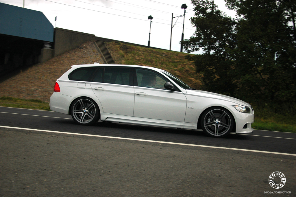 bmw performance e91 lci 335i touring one sporty wagon in. Black Bedroom Furniture Sets. Home Design Ideas