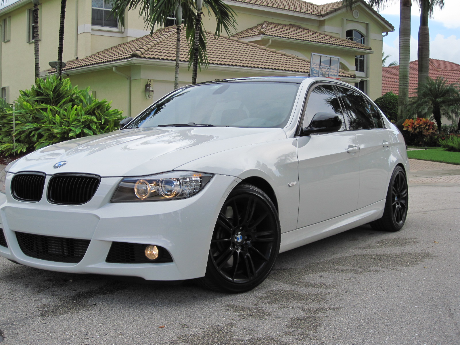 Aw msport lci got the m193 rims painted black sciox Image collections