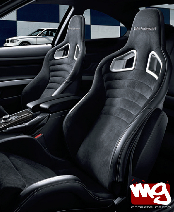 Sparco Milano Eerily Similar To Bmw Performance Seats