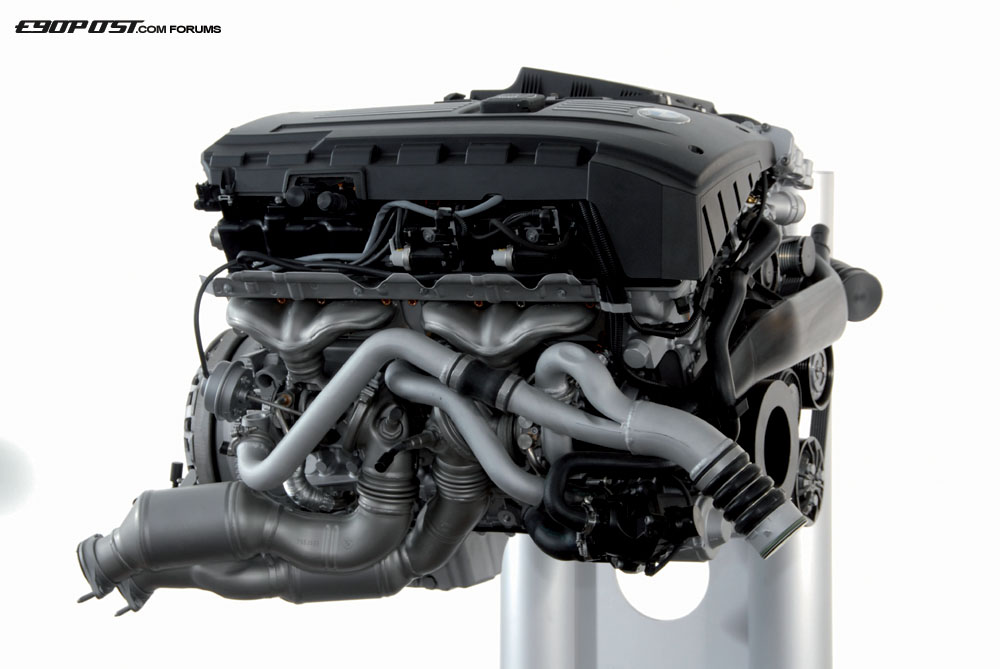 Future I Owners Say Hello To The Heart Of Your Beast I - 2008 bmw 335i performance