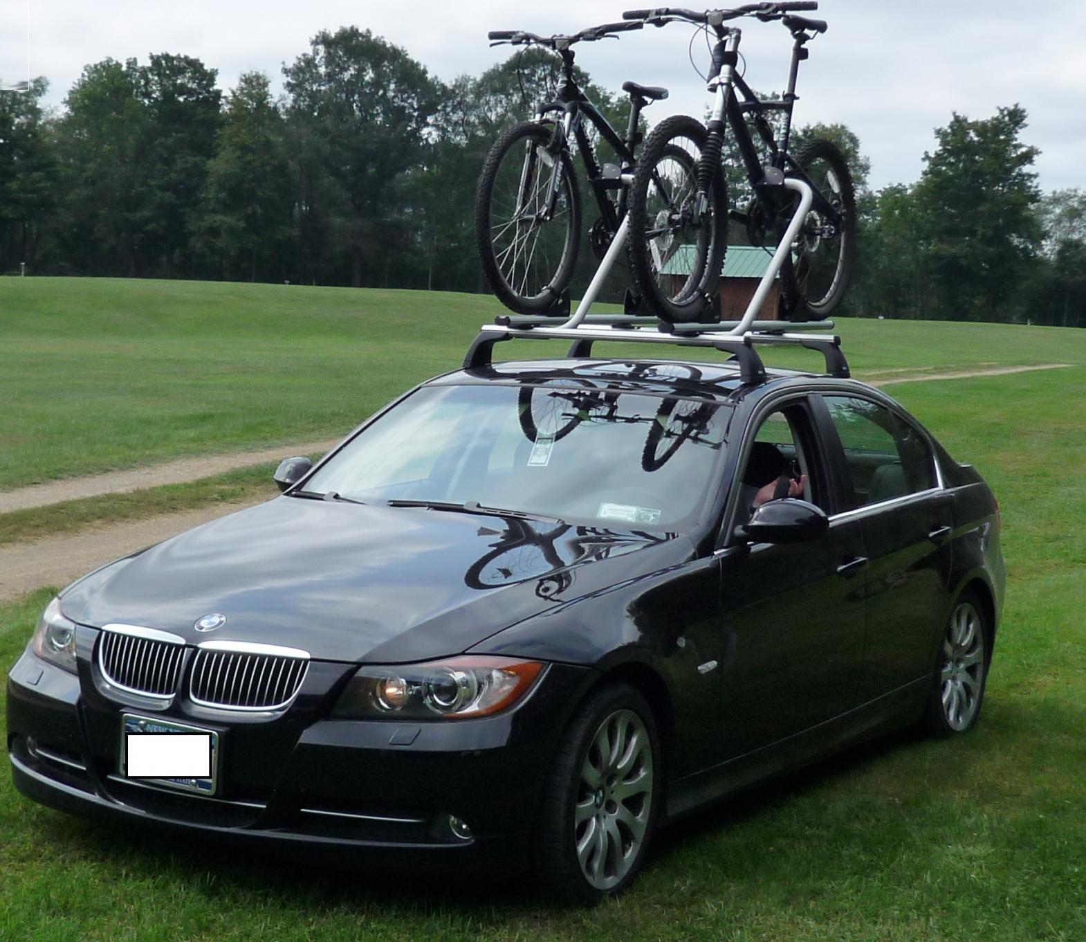 FS BMW Base System And Moutain Bike Racks - Bmw 335i bike rack