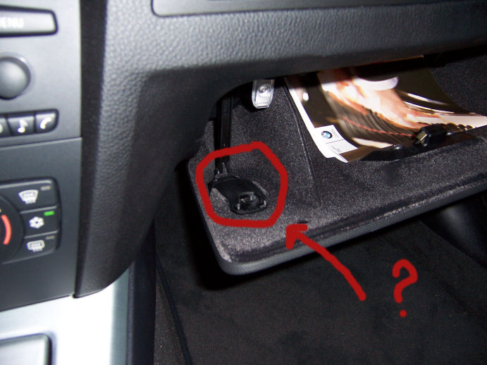 Glove Box Question