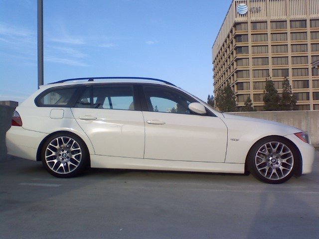 H/&R SPORT LOWERING SPRINGS 07-11 BMW E91 328XI WAGON