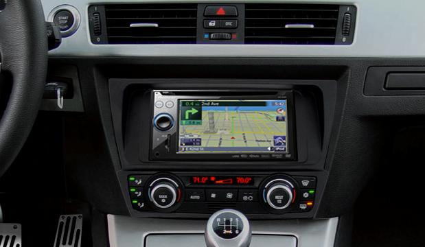 Where To Put My Iphone Pioneer Avic 900 In Central