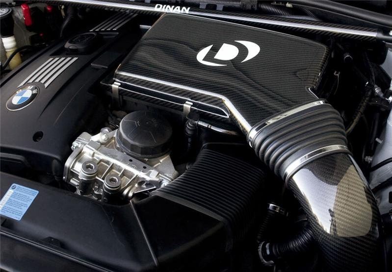 New Dinan Intake For 135i