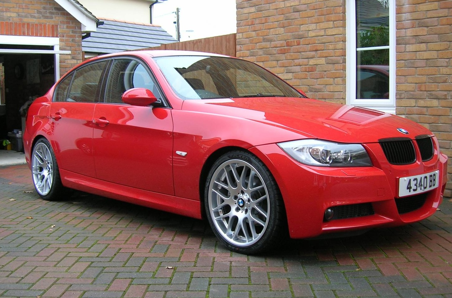 18 Quot Or 19 Quot Wheels On E90 Ride Quality In Uk