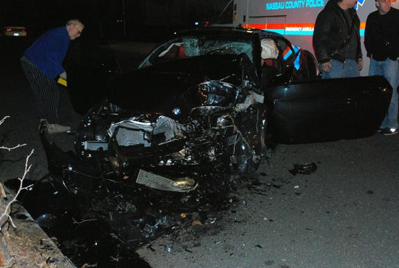 Deadly 335i Msport Crash On Long Island