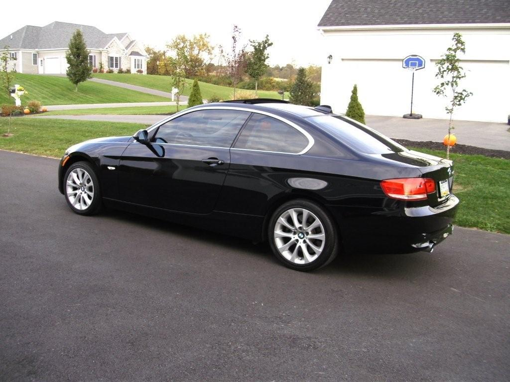 FS Xi Coupe Black Black Steptronic - 2008 bmw 335xi coupe