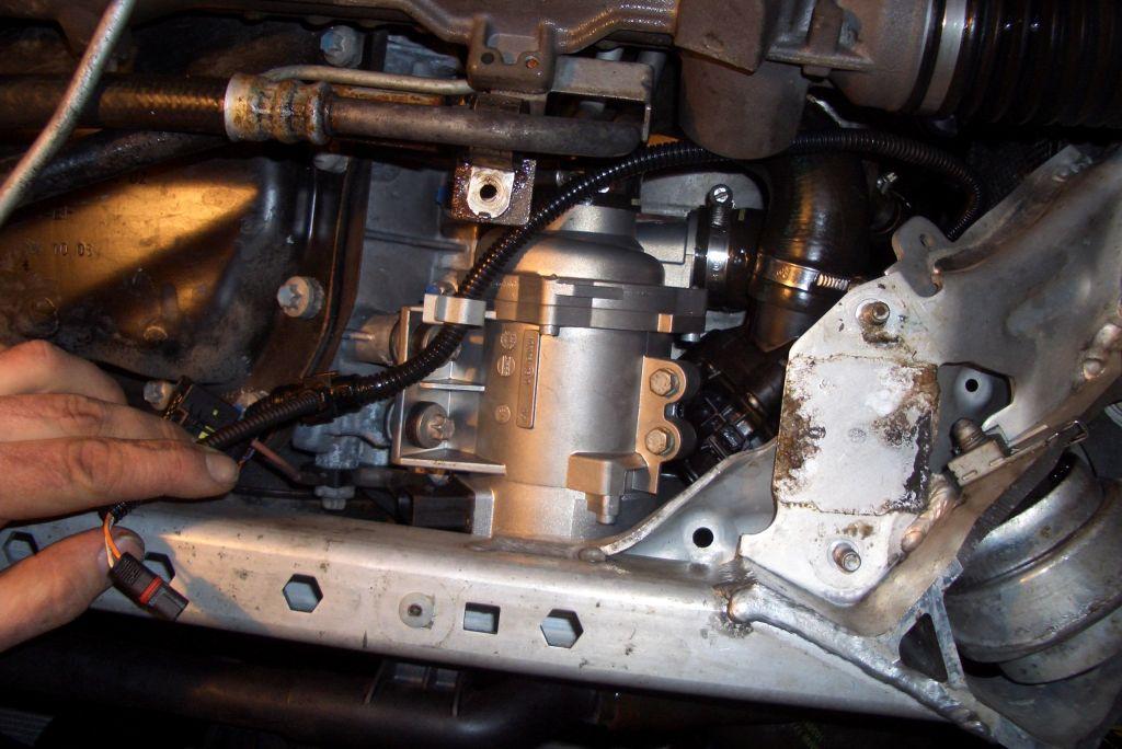 e90 325i water pump diy