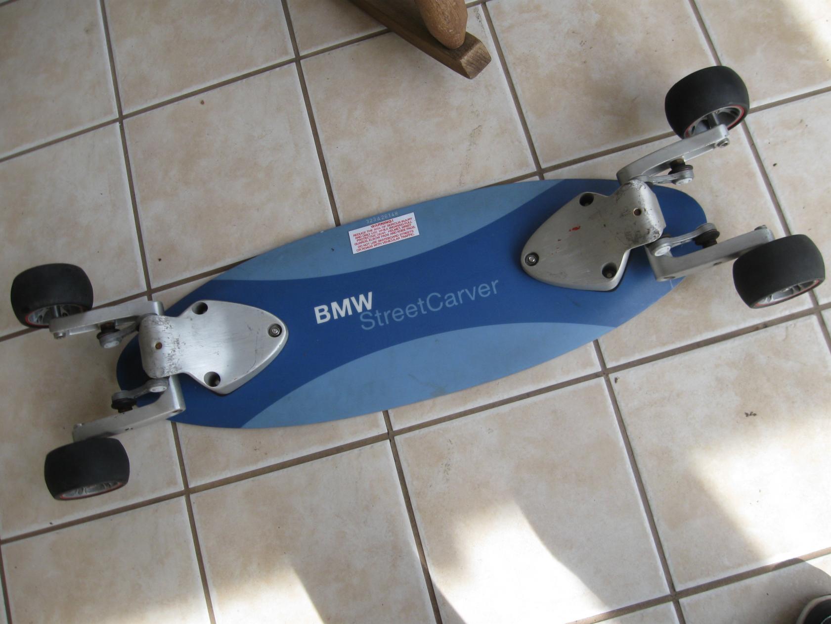 2008 BMW 335I For Sale >> FS or FT BMW Streetcarver Skateboard