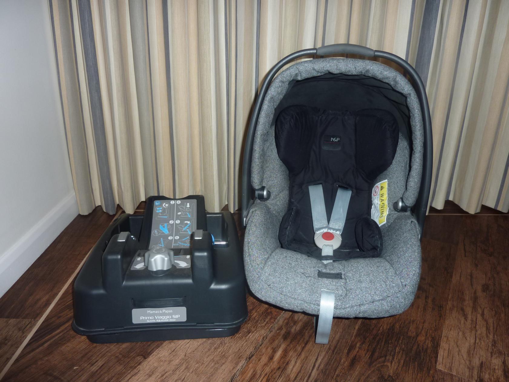 mamas and papas primo viaggio car seat