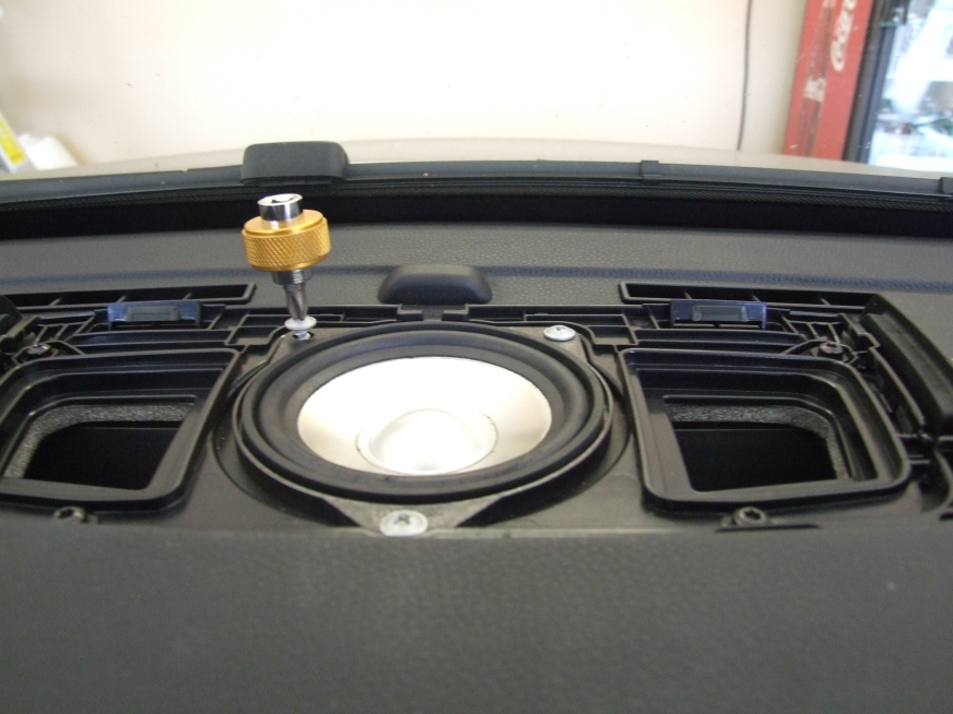 How To Replace Front Center Speaker Logic 7