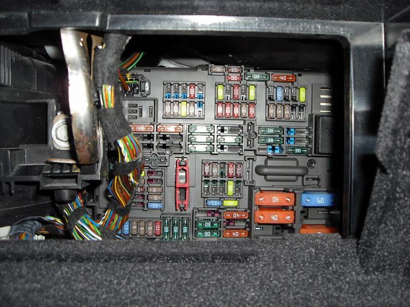 Bmw 320d Fuse Box 2006