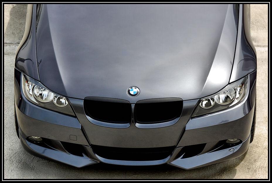 E90 Bumper Lip