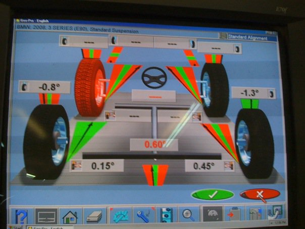 Great Wheel Alignment in Toronto 60 Altech Automotive REVIEW