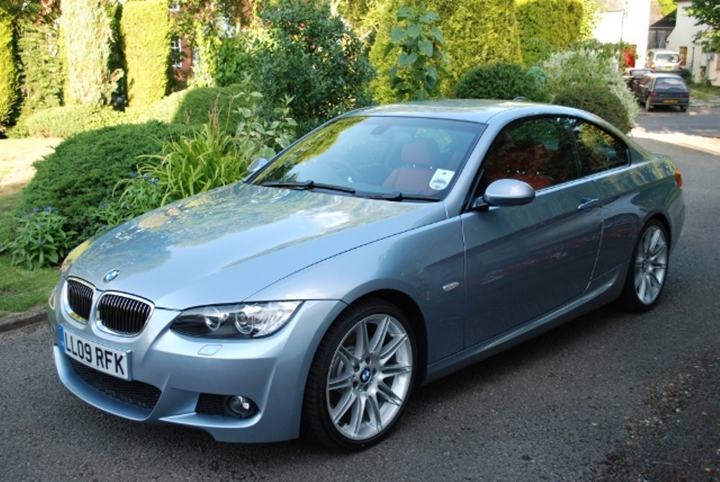 BMW I MSport Highline Auto In Bluewater For Sale - 2009 bmw 325