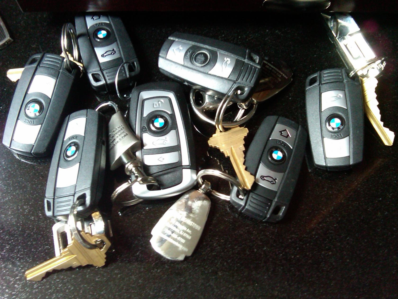 not keys anymore elimination proposes series bmw need you of key will car fob