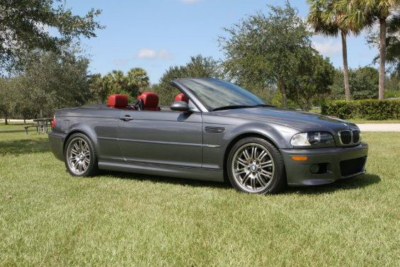 For Sale 2001 M3 Convertible 39600 Miles. Warranty.