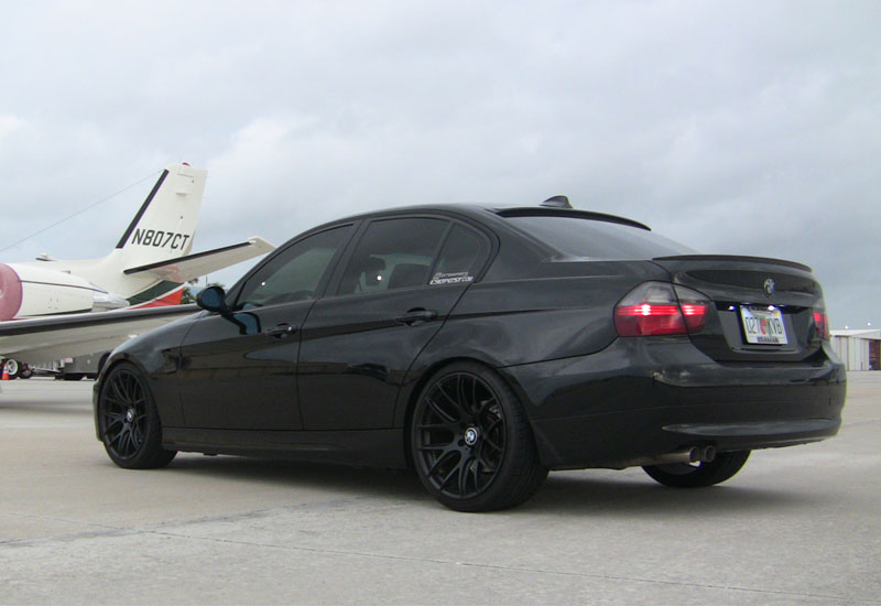 Calling All Black On Black E90 S