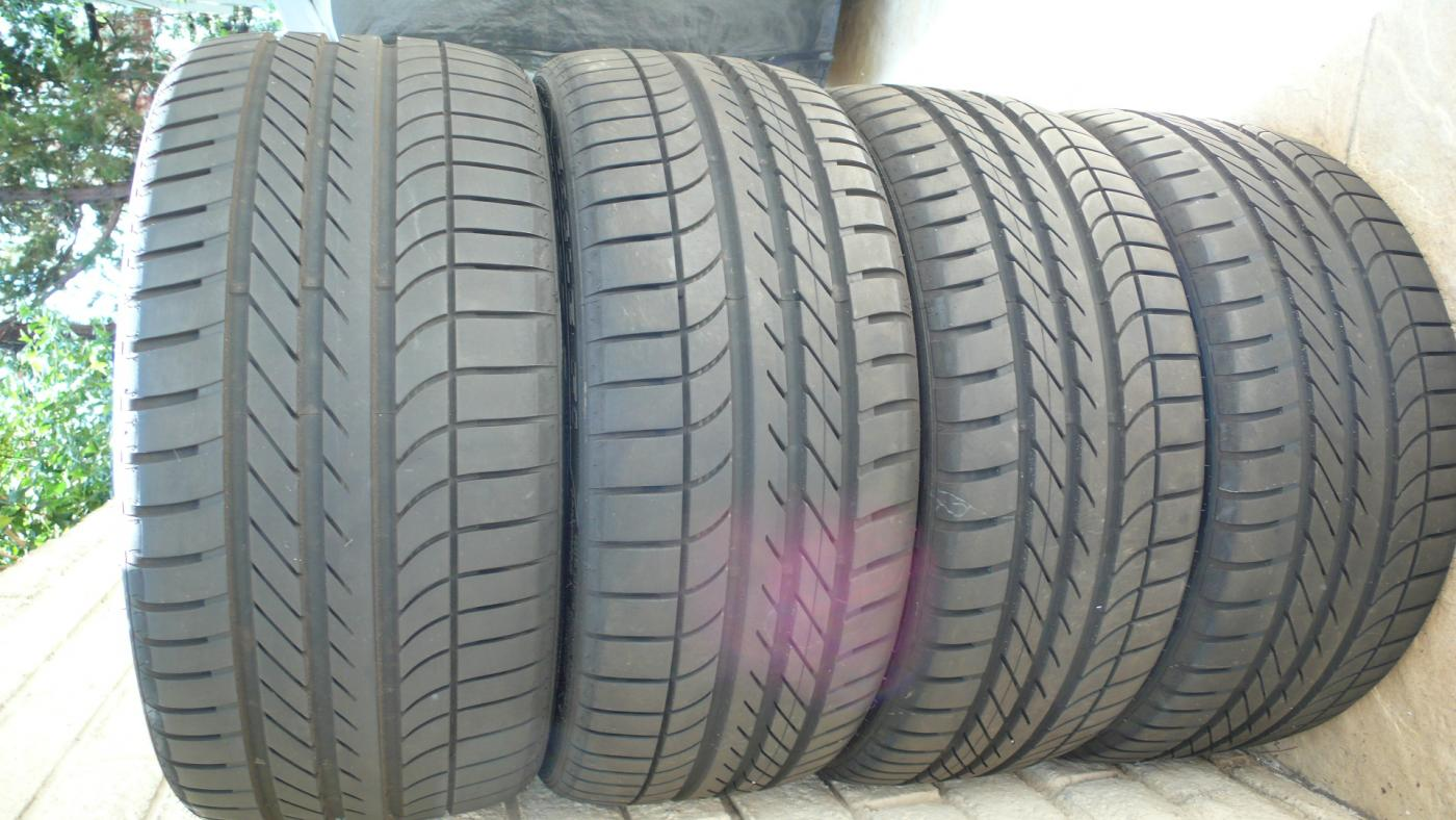 Fs 19 Quot Goodyear Eagle F1 Asymmetric 4 Like New
