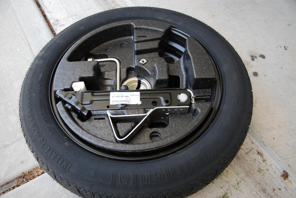 Fs E60 Spare Tire Aka 335i Spare Tire