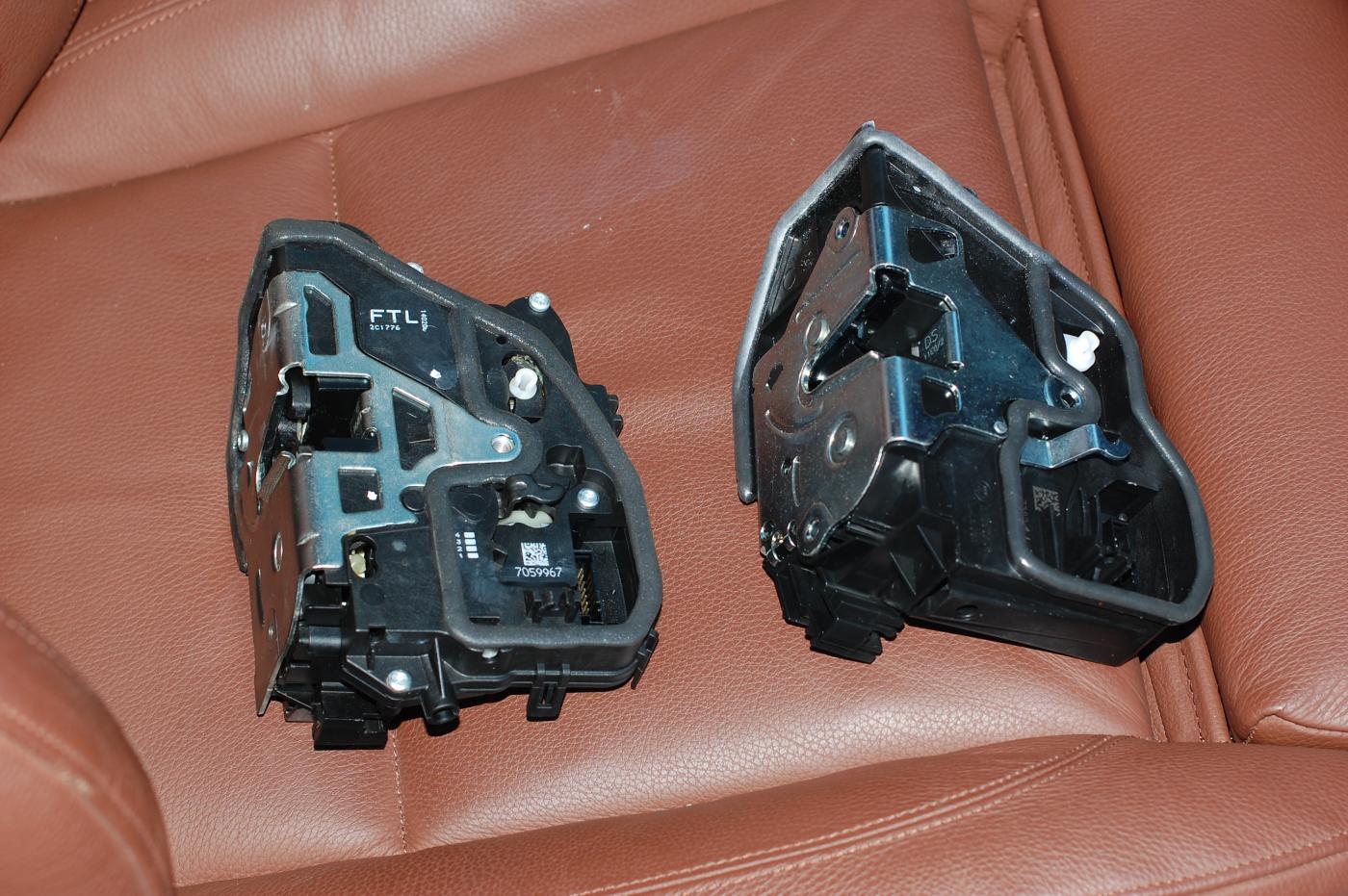 DIY: Front door lock actuator replacement (E90) - BMW 3