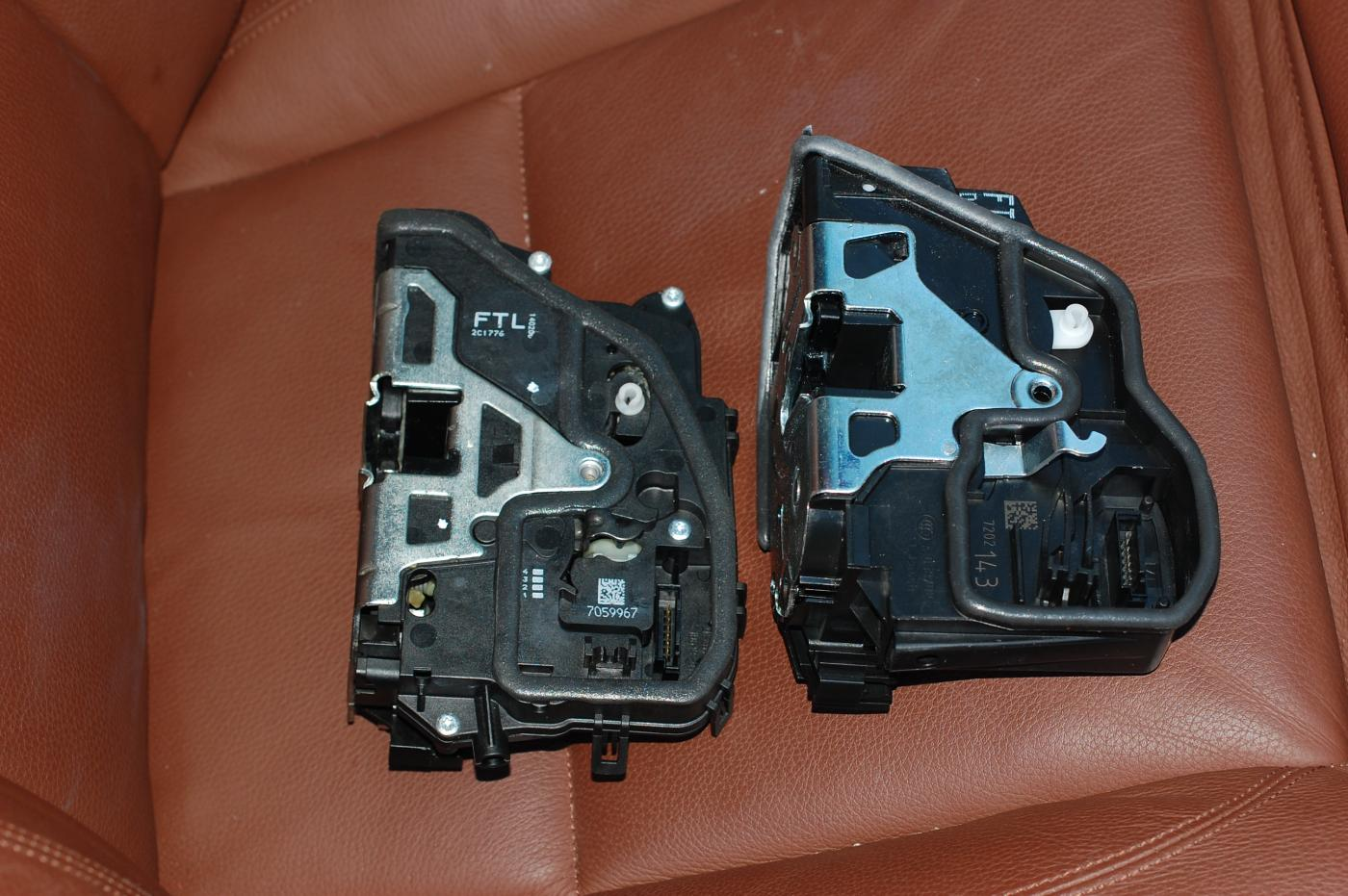 Is Replacing The Door Lock Actuators A Diy Type Job Bmw Z4 E85 Central Locking System Wiring And Schematic