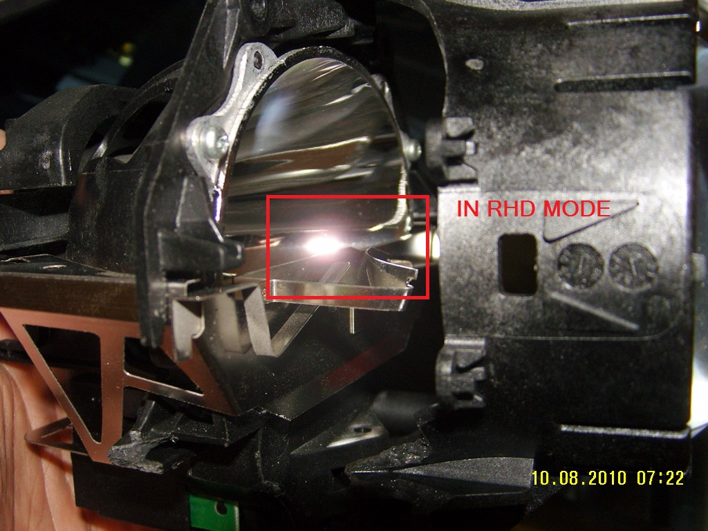 Lhd To Rhd Headlight Conversion Pre Lci Or Lci